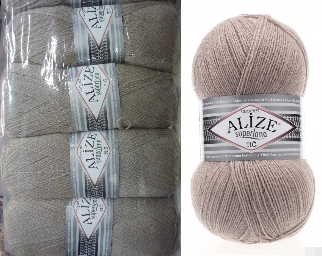 3 skeins variegated white color yarn,300 gr LOOPY yarn,blue ALIZE PUFFY beige